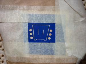 schermatura logo